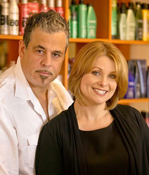 Owners Ciao Bella Hair Salon in Gainesville Florida